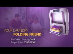 See How This Machine Will Fold Your Laundry So You Don't Have To | CONTEMPORIST