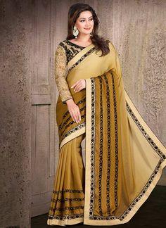Latest+Autumn-Winter+Indian+Saree+Collection+2015-2016+-+New+Designs+Of+Fall+Sari%27s+%287%29.jpg (800×1100)