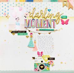 Darling Moment » Maggie Holmes Design