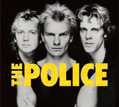 The Police - the best 3-man band EVER!
