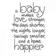 """Baby Quotes and Sayings: When you become a mother, you stop being the picture and start being the frame. The words """"I love you"""" and a little hug from a child is a piece. Happy Family Quotes, Baby Love Quotes, Family Quotes And Sayings, Baby Card Quotes, Happy Sayings, Mom Sayings, Funny Sayings, Happy Quotes, The Words"""