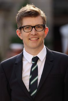 Gareth Malone: I admire what he's done with choirs. A lovely man!
