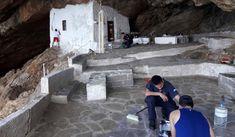 Συντήρηση στο εξωκλήσι του Αγίου Στεφάνου Σύρου από το πλήρωμα της ΤΠΚ ΓΡΗΓΟΡΟΠΟΥΛΟΣ (εικόνες)