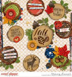 available at www.sweetshoppedesigns.com  Autumn Magic by River Rose Designs