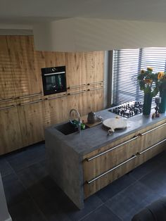 ... kitchens modern modern rustic kitchens concrete countertops wood slab