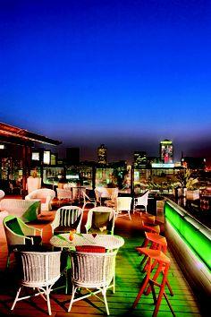 Skyline Gardens in Braamfontein, Johannesburg Outdoor Chairs, Outdoor Furniture Sets, Outdoor Decor, Study Pictures, Study Pics, Johannesburg City, Dubai Garden, Miracle Garden, Luxembourg Gardens