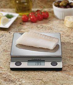 Cuisinart Elite Digital Kitchen Scale #Dillards