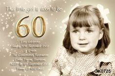 60th Birthday Party Ideas Invitations 80th Celebration 75th