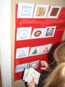 Izzie, Mac and Me: Preschool: Letter L and Shapes