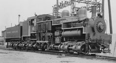 """The last Shay built by Lima Locomotive Works was  Western Maryland Shay No. 6, a 3-truck, 150 ton brute c/n 3354, built May 14,  1945.  It was a """"special favor"""" locomotive, for Shay production had already ended in 1937."""