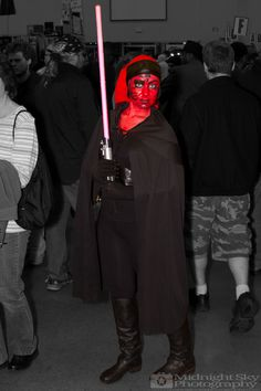 #DarthTalon  from #StarWars #Cosplay from #SteelCityCon #ComicCon ----- Check out more of my photography @ http://www.facebook.com/MidnightSkyPhotography (Link in Profile) ----- #MidnightSkyPhotography #MidSkyPhoto