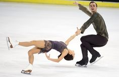 This season, Ksenia Stolbova and Fedor Klimov, who train alongside Volosozhar and Trankov in Moscow, have suddenly found themselves as Russia's frontrunners in pair skating.