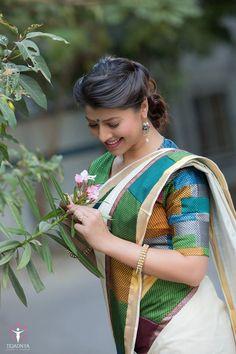 South Indian Actress Photo, Indian Actress Photos, Indian Actresses, India Beauty, Asian Beauty, Beautiful Girl Image, Beautiful Ladies, Chiffon Saree, Indian Beauty Saree