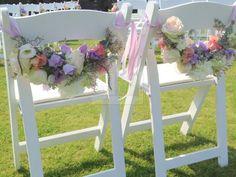 Wedding flowers romantic style