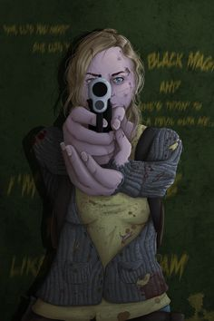I survived, but will you? Beth Greene