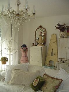 Shabby Chic by hilary