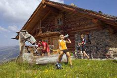 Wohlverdiente Hütteneinkehr in Saalbach https://www.hotel-talblick.at/sommer/wandern-bergsteigen-saalbach.html