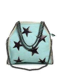 Τσάντα ώμου stars - Βεραμάν 39,99 € Louis Vuitton Twist, Shoulder Bag, Handbags, Fashion, Moda, Totes, Fashion Styles, Shoulder Bags, Purse