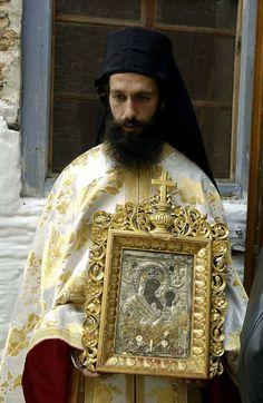 Byzantine Icons, Orthodox Christianity, Orthodox Icons, Gods Grace, Heaven On Earth, Christian Faith, Priest, Catholic, Statue