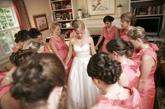prayer before the ceremony   Martha Manning #wedding