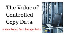 Copy Data Management is more than Just Making Copies  Read more in our latest article — http://storageswiss.com/2015/02/16/orchestrating-copy-data/  #analytics #capacity #catalogic #copydata #dataprotection #disasterrecovery #snapshot