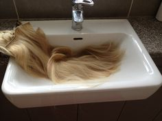 Hair Care : How to Wash your hair extensions | Gorgeous Human Hair Extensions By Cliphair | Click on photo to read more ..