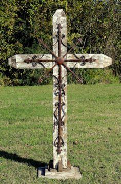 Freestanding Cross #Wedding #Rental #WeddingRental #Vintage #Photography #Photoshoot #Houston #Spring #Tomball #Woodlands #Katy #Texas #SomethingGoodeVintageRentals #SomethingGoode