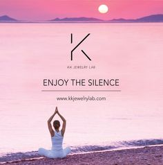Enjoy the silence... no more words, even for a few minutes every day!