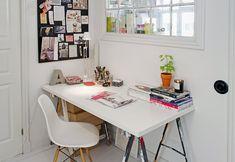 Mesas com cavaletes « Louca da Papelaria