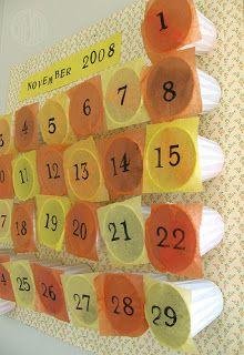 Aproveitar a Vida!: 100 ideias para um calendário do advento para crianças