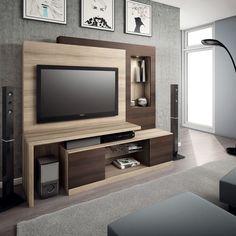Decoração ainda mais bonita e ambiente organizado. As estantes para sala de estar são essenciais!