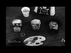 Witch Doctor Head Shrinkers Kit: Vintage Toys & Games for Christmas