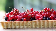 tarte mascarpone/fruits rouges