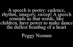 This puts into words exactly why I LOVE oral interpretation! Debate Tips, Oral Interpretation, Peggy Noonan, Speech And Debate, Best Speeches, Inspirational Poems, Effective Communication, Public Speaking, Learning To Be