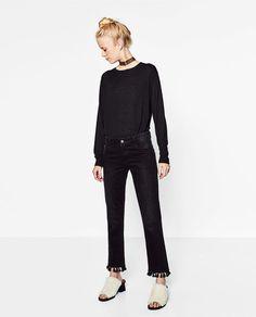 Modne spodnie - jesień 2016, Zara