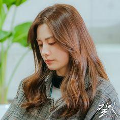 "Nana for Kdrama ""Kill It"" Korean Beauty, Asian Beauty, Long Hair Cuts, Long Hair Styles, Im Jin Ah Nana, Orange Caramel, Model Face, Cute Beauty, Hair Inspiration"