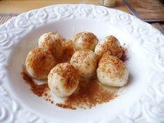 jablecne knedlíčky - dělená strava Delena, Whole 30 Recipes, Muffin, Lunch, Healthy, Breakfast, Sweet, Pizza, Basket