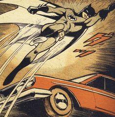 batman by jiro kuwata.
