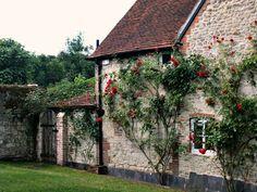 owl and accordion: gilbert white's house