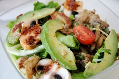 Recipes For Her: Argentinian salad