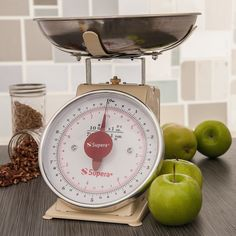 A rounded bowl makes measuring tricky ingredients even easier. | #KitchenTools #Chef