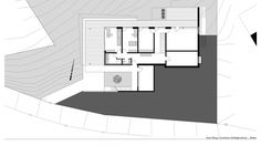 Haus am Walensee, Murg | Aicher Ziviltechniker GmbH House Plans, Floor Plans, How To Plan, Architecture, Building, Inspiration, Drawing Techniques, Technical Drawings, Arquitetura