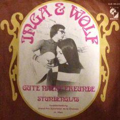 """""""Gute nacht Freunde"""". Tysk grand prix 1972. Fantastisk sang og tekst!"""