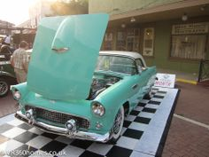 Old Town Kissimmee Classic Car Cruise