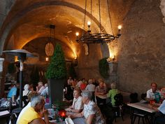 The World's Oldest Restaurants... This first one In Salzburg, Austria dates back to 803, w0w! I'll have an oxen, some flaxen beer, maybe some Sprouts! :D