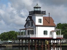 1887 Roanoke River Light, Edenton, NC  May 2012  contributed photo copyright Hilari Seery; used by permission