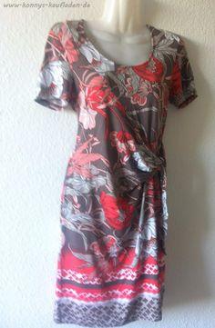 TRAUM Kleid in WICKELOPTIK TAIFUN Gr. S 34-36 Sommer Frühling SEHR GUTER ZUSTAND | eBay
