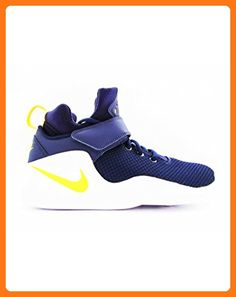42db1ceeb284 Basketballschuhe · NIKE KWAZI, MIDNIGHT NAVY YELLOW OCHRE, 41 EU ( Partner  Link)