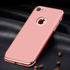 Compatible With: For iPhone 7 and for iPhone 7 Plus case Features: Material: High-Class PC 100% Brand new TPU material to 100% fit for iPhone 7 and 7plus No Effect the signal Protect your phone fro…
