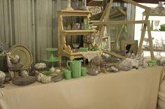 Reflections on Round Top - Cedar Hill Farmhouse